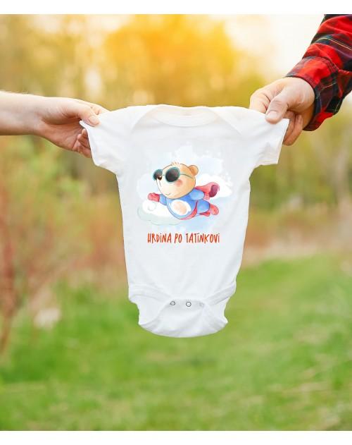 Dětské body - Hrdina po tatínkovi