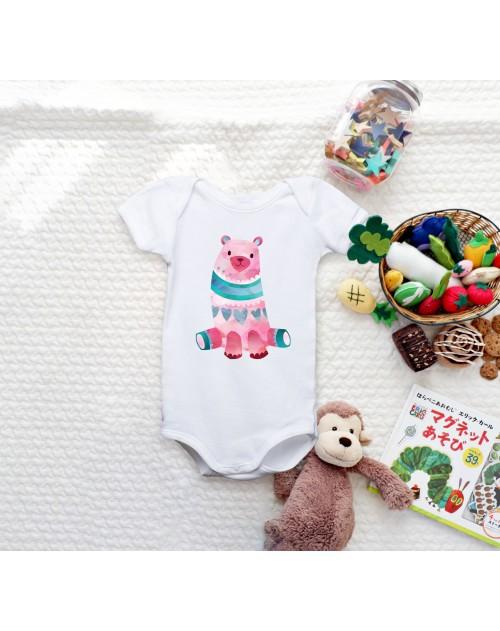 Nádherné dětské body Medvídek pro vaše miminko