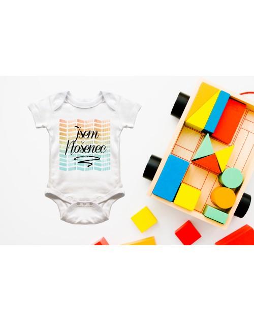 Nádherné dětské body Maminčino nosíče pro vaše miminko